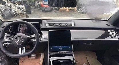 New Mercedes-Benz S-Class W223
