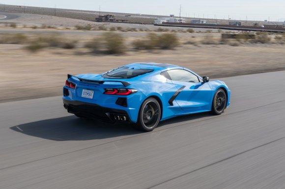 New Corvette Stingray