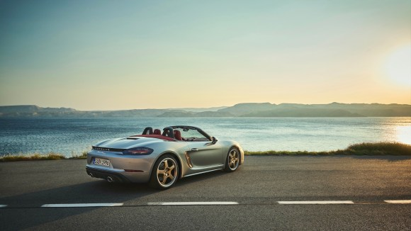Porsche Boxster 25 Year Edition
