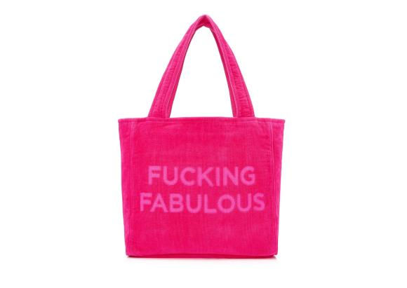 Tom Ford Beach Tote Bag Pink