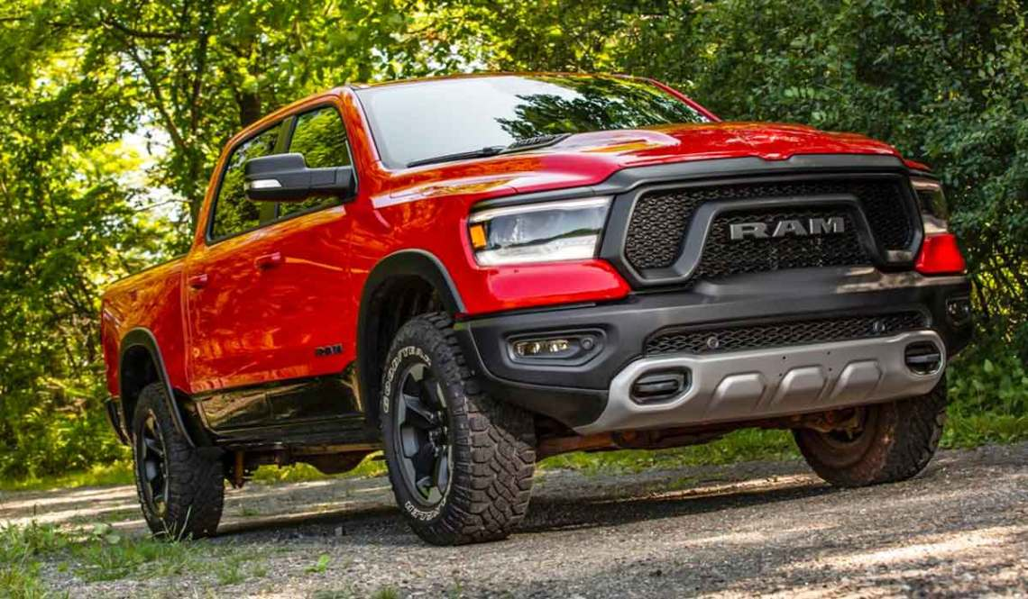 2022 RAM 1500 Redesign Everybody wants a piece of the 2022 Ram 1500 TRX these days - vloggers jump-ruin the monstrous truck for attention, dealers come up with