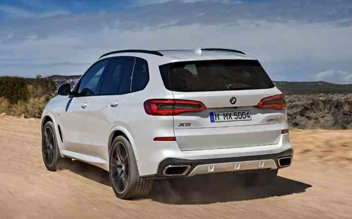 BMW x5 facelift 2022 Performance