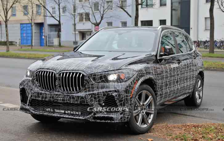 2022 BMW x5 Overview. If you're willing to shell out six figures for your ride