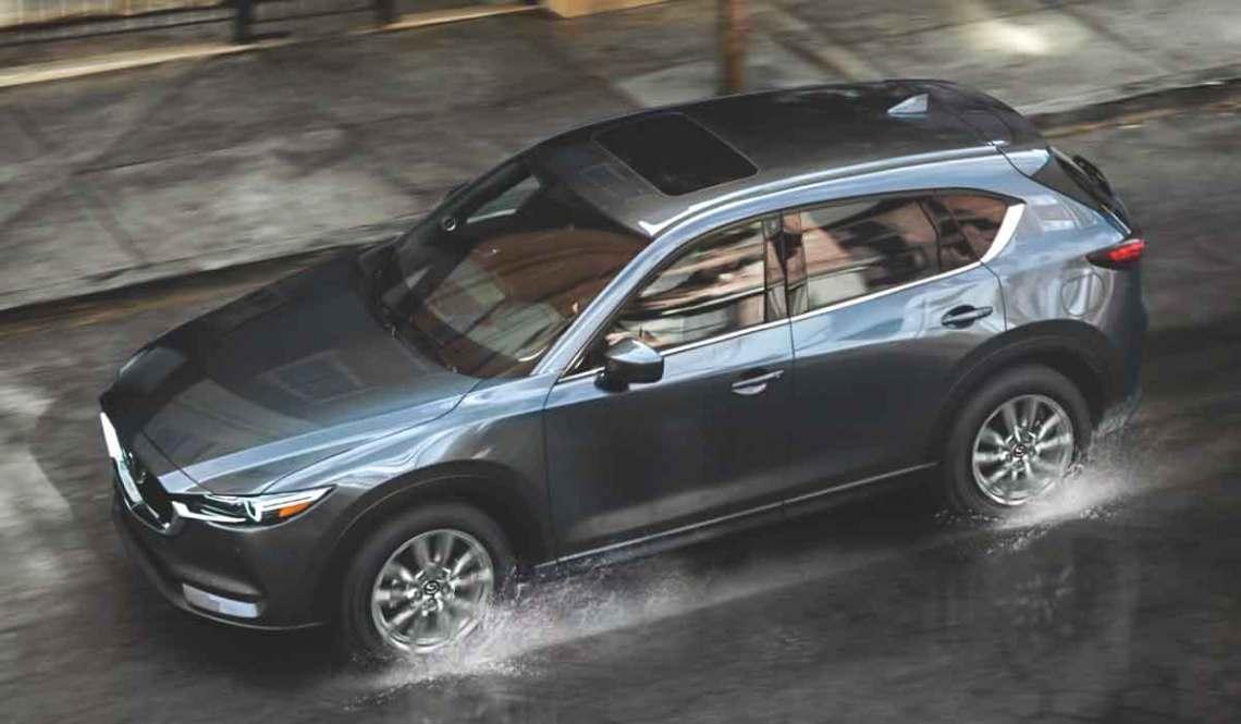 2022 Mazda CX-5 Preview