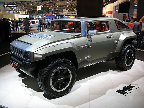 Awesome Hummer