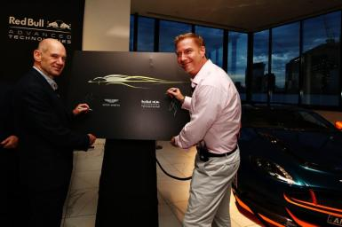 Aston Martin Red Bull Racing Signature
