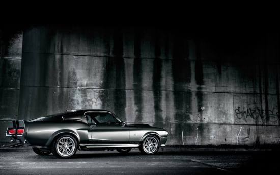 Ford Mustang GT500 1967