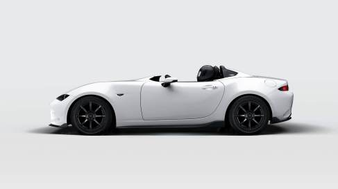 Mazda MX-5 Miata Speedster Evolution