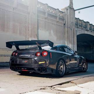 Nissan GT-R Full Carbon