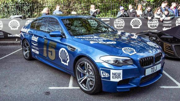BMW Gumball 3000 2016