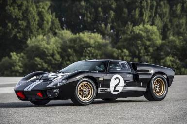 Ford GT 40 Mark II 1966