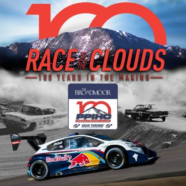 Pikes Peak International Hill Climb 2016