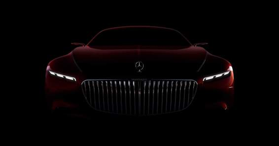 Mercedes Maybach 2016