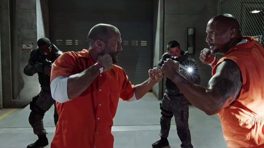 #F8 Shaw & The Rock