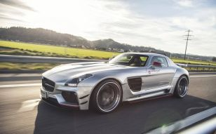 Mercedes-Benz Prior Design SLS AMG