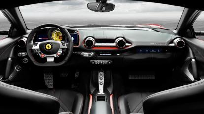 ferrari 812 superfast puissance et rapidit extr mes carsception actualit automobile. Black Bedroom Furniture Sets. Home Design Ideas