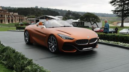 BMW Concept Z4 2017 Pebble Beach