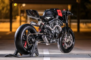 MotorCeption Avinton Cafe Racer