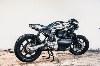 MotorCeption BMW K100 Cafe Racer