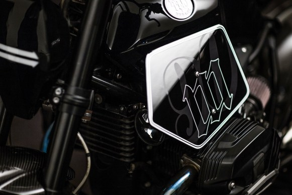 MotorCeption BMW R Nine T Cafe Racer