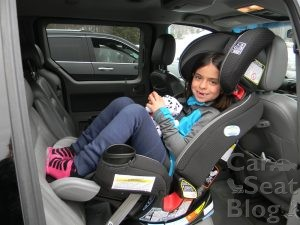 When Can My Baby Sit In Front Facing Car Seat