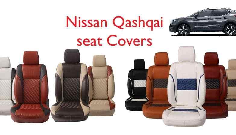 Nissan Qashqai seat Covers