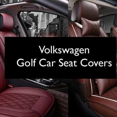 Best VW Golf Seat Covers, Superb Quality For Volkswagen Cars