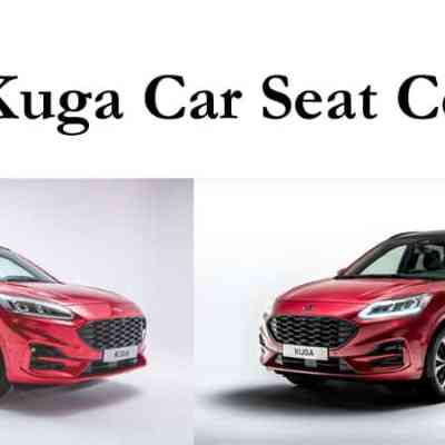 7 Ford Kuga seat covers Make your Car Premium