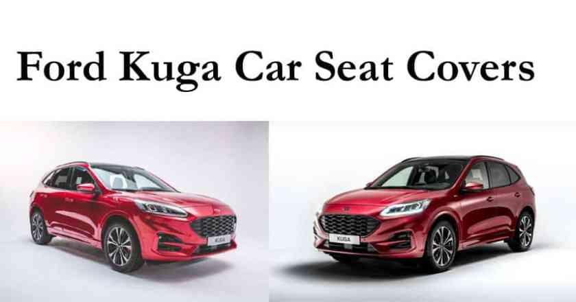 7 Ford Kuga seat covers Make your Car Premium
