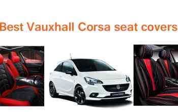 Best Vauxhall Corsa seat covers