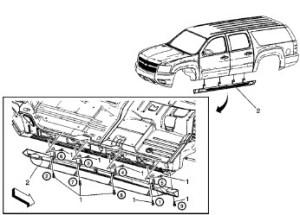 Chevrolet Tahoe 2007 2008 2009 Repair Manual and workshop  Car Service