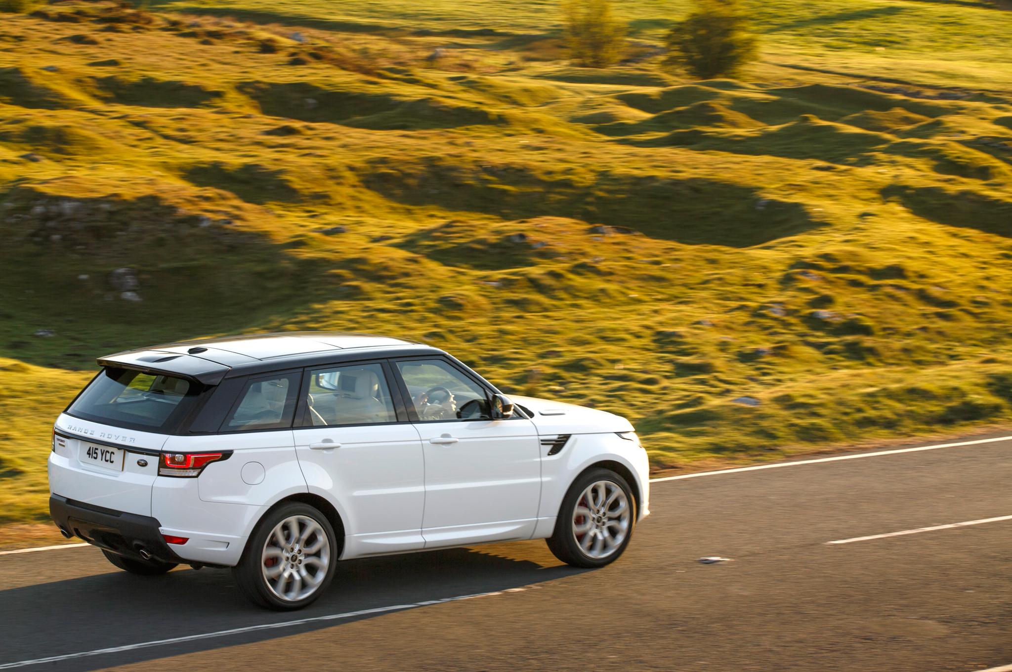 2014 Range Rover Sport Perfect Tri fecta