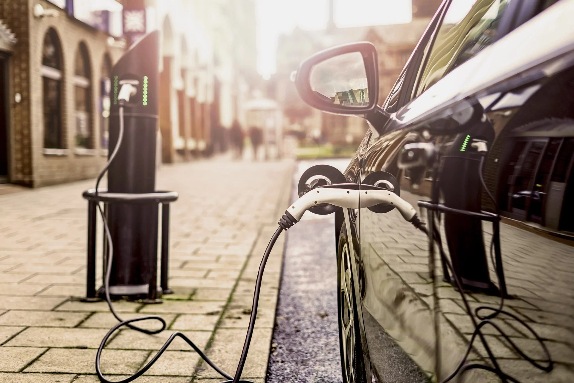 Cars GT - Electric Car Charging