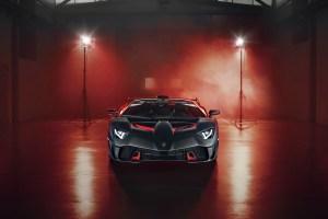 Lamborghini SC18 Alston by Lamborghini Squadra Corsa - Front