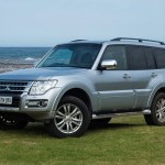 Mitsubishi Pajero Gls 4wd Diesel 2018 Off Road Review Carsguide