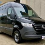 Mercedes Sprinter 2019 Review 314 Mwb Rwd Van Carsguide