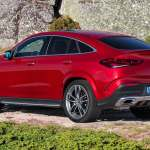 New Mercedes Gle Coupe 2020 Pricing And Specs Detailed Bmw X6 Rival Arrives In Amg Style Car News Carsguide