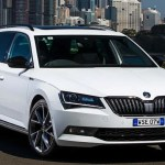 Skoda Superb Sportline Wagon 2017 Review Carsguide