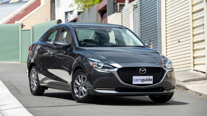Mazda 2 2020 Review G15 Pure Sedan Carsguide