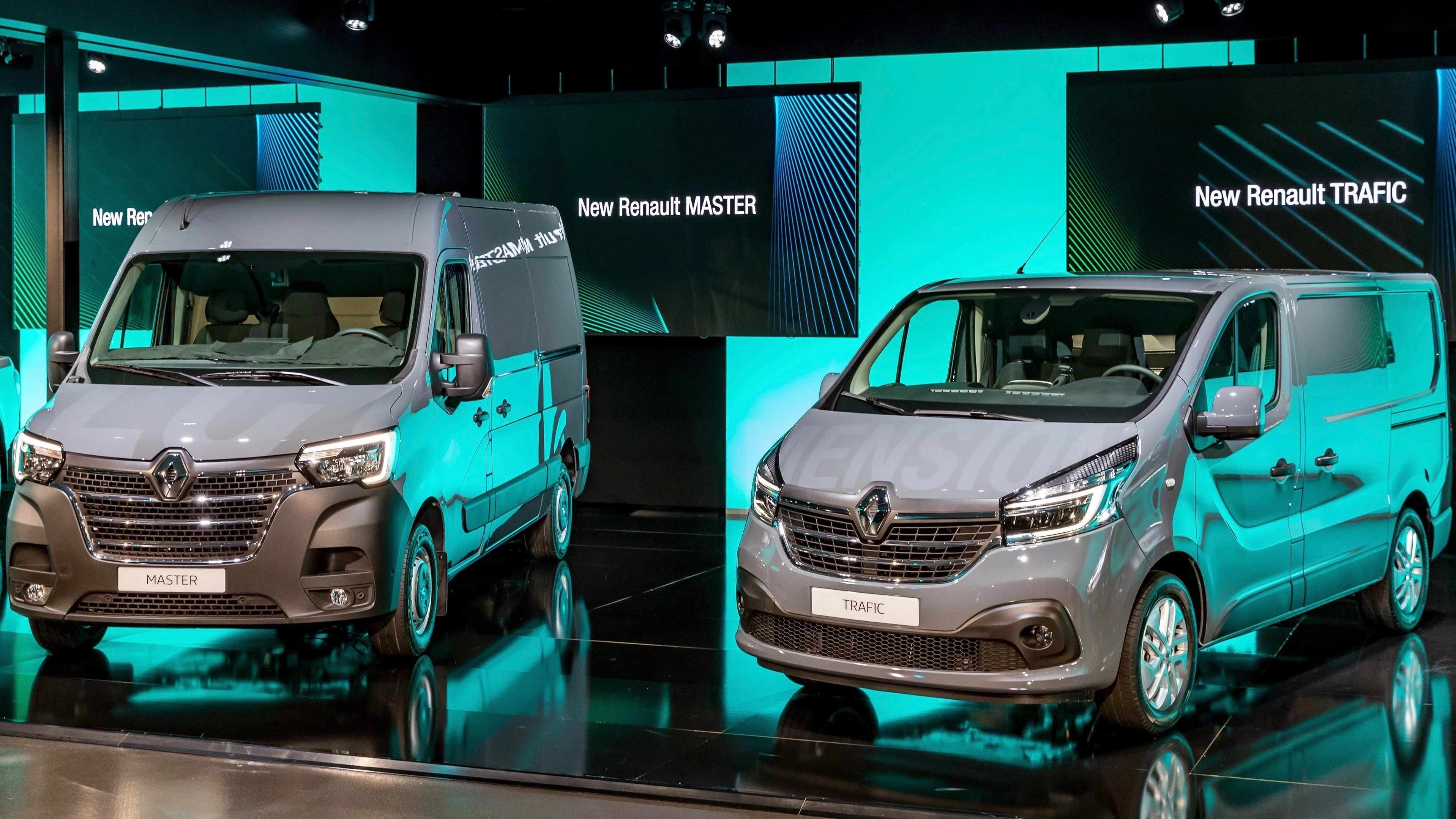 Renault Master And Trafic Updated Here In Q4 2019 Car News Carsguide