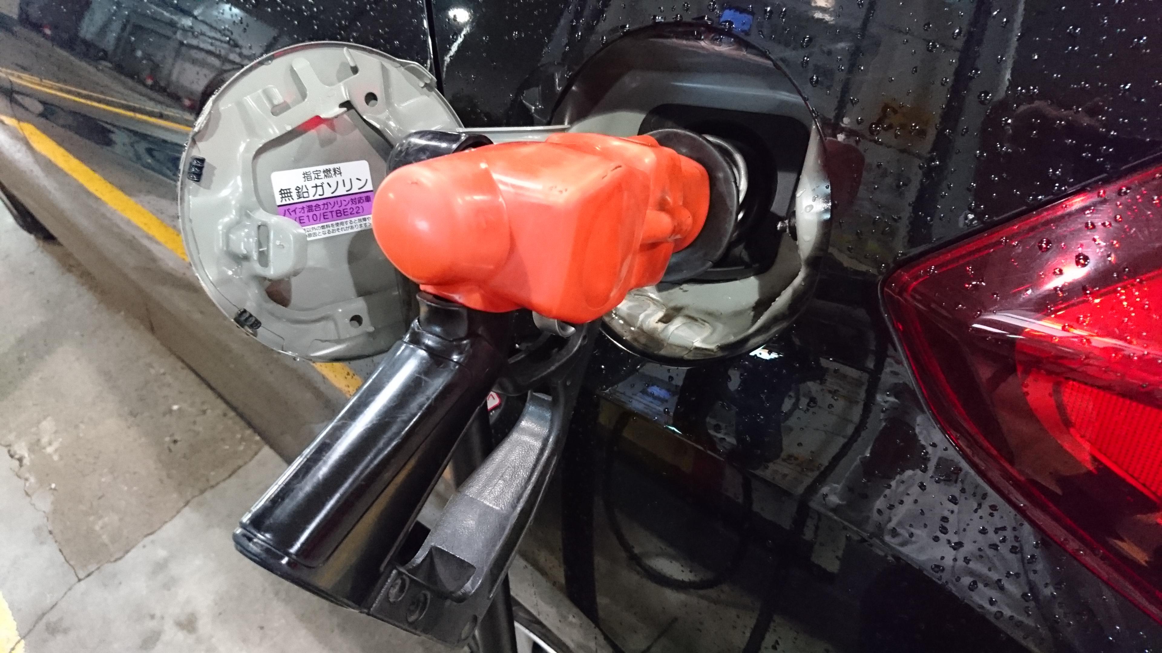 タイムズカーシェア ガソリン満タン返しも不要