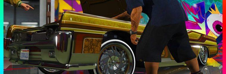 maxresdefault 14 - GTA 5 'LOWRIDER' DLC UPDATE - NEW Custom Cars, Benny's Mod Shop, Features & MORE! (GTA 5 DLC)