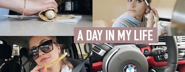 sddefault 2 - A DAY IN MY LIFE (AUDITION, CAR SHOPPING, + SCHOOL) | Mel Joy
