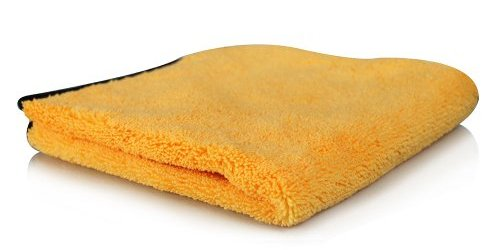 41WqV Q yFL - Chemical Guys MIC_721 Miracle Dryer Absorber Premium Microfiber Towel, Gold (25 in. x 36 in.)