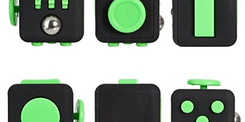 41rFDJOQchL - Fidget Cube Relieves Stress And Anxiety for Children and Adults Anxiety Attention Toy