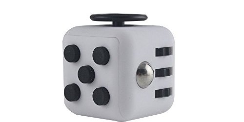31S U4FIkWL - Generic Stress Cube, White/Black