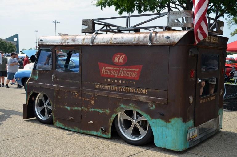 Doughnut Truck at Street Rod Nationals