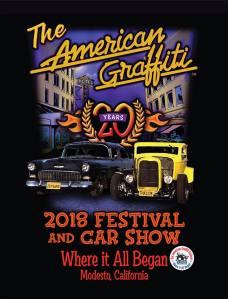 American Graffiti Festival & Car Show @ Modesto Municipal Golf Course | Modesto | California | United States