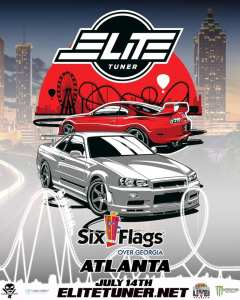 Elite Tuner Six Flags ATL @ Six Flags Over Georgia & Hurricane Harbor | Austell | Georgia | United States