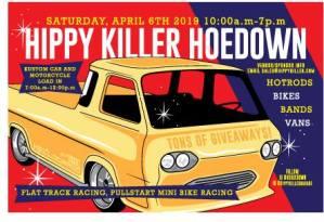 Hippy Killer Hoedown 11th Annual @ Perris | California | United States
